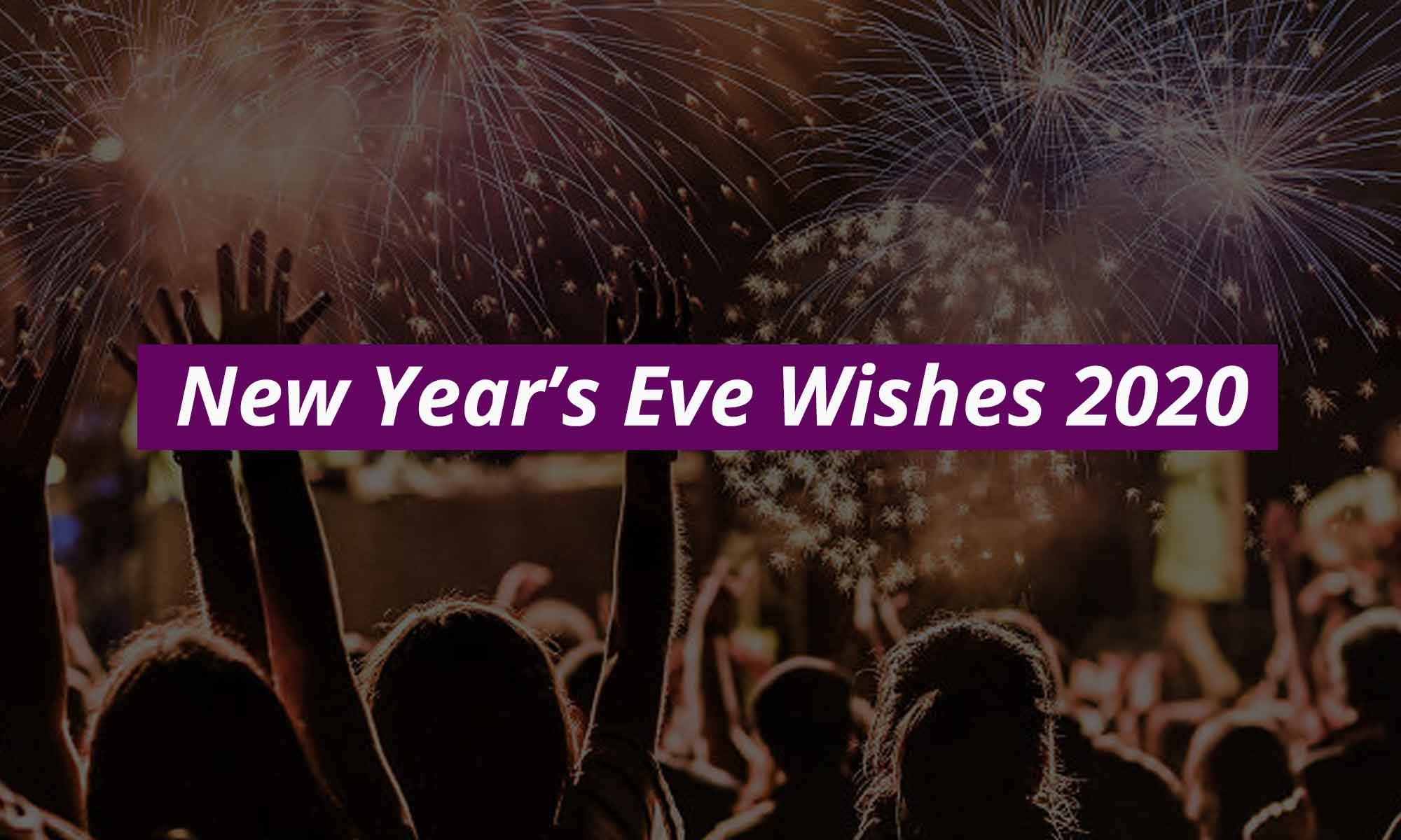 New Year's Eve Wishes 2020