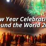 New Year Celebration around the World 2020