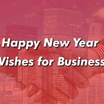 New Year Wishes Business 2021