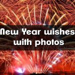 New Year Wishes with Photos 2021