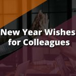 Best New Year Wishes for Colleagues 2020