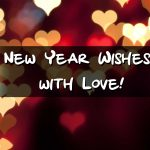 Best New Year Wishes with Love 2021