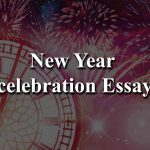 New Year celebration Essay 2021