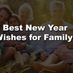 Best New Year Wishes for Family 2021