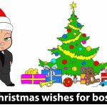 Christmas Wishes for Boss 2019