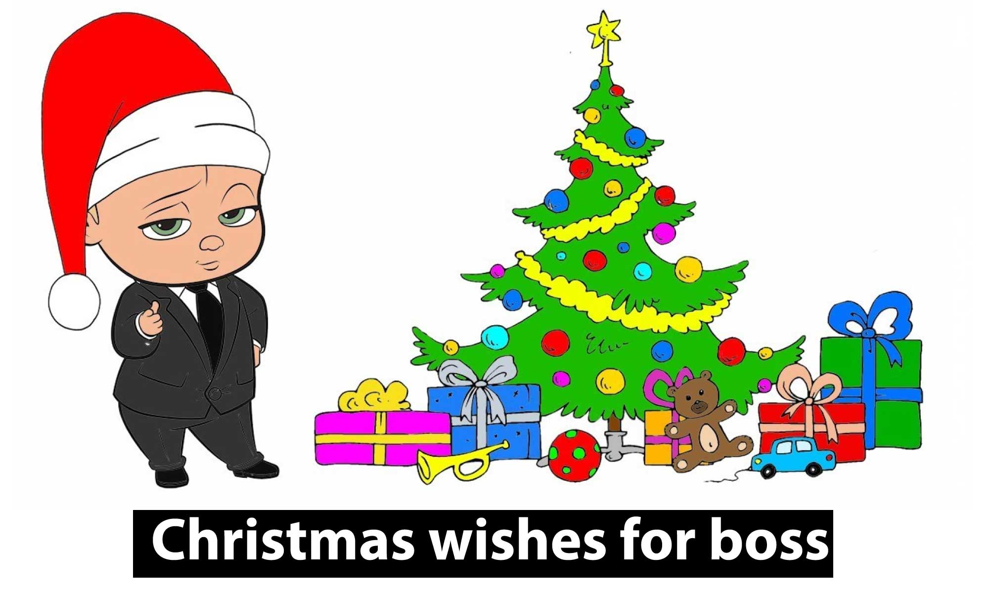 Christmas-wishes-for-boss