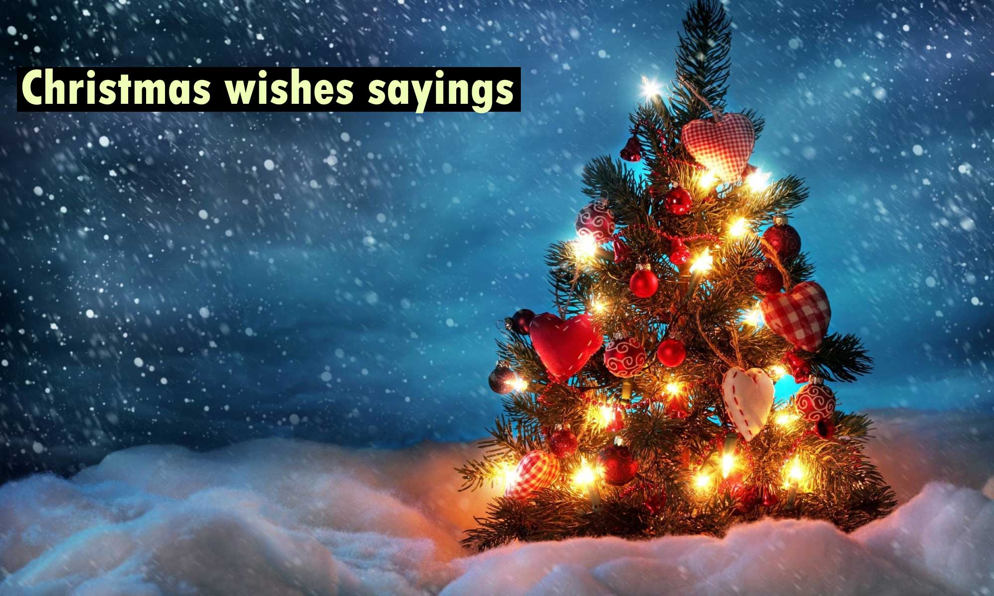 Christmas-wishes-sayings