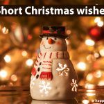 Short Christmas Wishes 2019