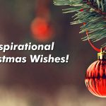 Inspirational Christmas messages and Quotes 2020