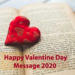 Happy Valentine Day Message 2020 - Beautiful  Valentine Messages for Loved ones