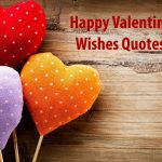 Happy Valentine Day Wishes Quotes 2020 - Beautiful Valentine Quotes for Everyone