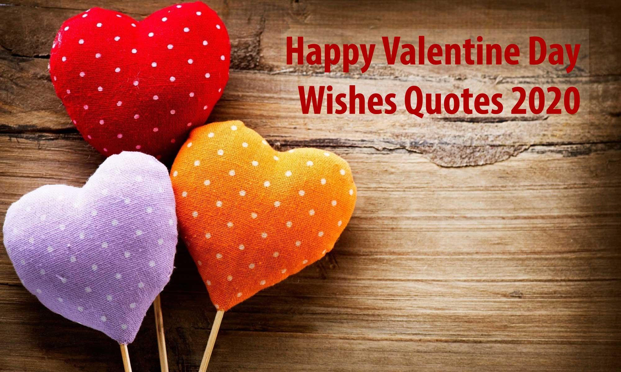Happy Valentine Day Wishes Quotes 2020