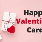Happy Valentines Card 2020 Messages, Wishes
