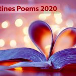 Best Valentines Poems 2020 - Beautiful, Romantic & Lovely Poems